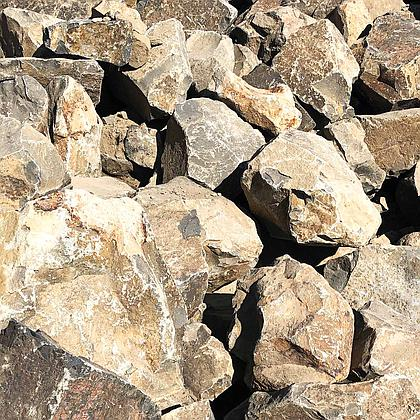 Brook 1-2' Basalt Boulders