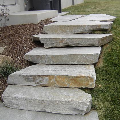 "Storm Mountain 4-6"" Rectangle Steps"